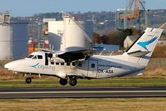 OK-ASA_03 (GH@BHD) Tags: aircraft aviation let airliner turboprop okasa bhd let410 l410 turbolet propliner belfastcityairport vanaireurope citywing