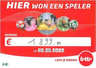 Lotto - €1.899,80