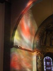 Lichtspiel (1elf12) Tags: light shadow church licht cathedral dom kirche schatten soest lichtspiel stpatrokli