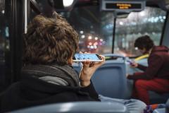 26 November, 16.47 (Ti.mo) Tags: november england people london mobile phone cellphone smartphone mobilephone gb iso1600 cityoflondon 25mm 2015 f20 0ev ••• peopleusingphones audiomessage ¹⁄₁₂₅secatf20 whatsapp e25mmf2 newchangecannonstreetstopsl