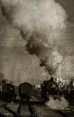 Steam Locomotive DB 78 468 (www.da-lichtbilder.com) Tags: railroad vintage eisenbahn steam locomotive 78 locomotion dampflok lokomotive 2015 dampf gütersloh guetersloh 468 twe teutoburgerwaldeisenbahn 78468 hövelhof eisenbahntradition hoevelhof nikolausexpress