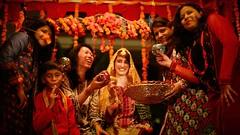 bangles gift to dholki celebrations (GlobalCitizen2011) Tags: wedding glass marriage american karachi sind sindh consulate bangles consul mendi sindhi sinbad sindbad