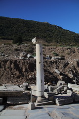 IMG_445a4 (goaniwhere) Tags: ephesus ephesusturkey turkey ancientcity historicsite history rubble ruins grandtheatre libraryofcelsus mycenean