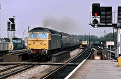 Oxford Non Stop (D1059) Tags: 47401 northeastern duff southboundspecial oxford throughroad britishrail