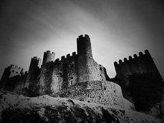 Na idade das trevas (Arlindo Vale) Tags: castelo óbidos