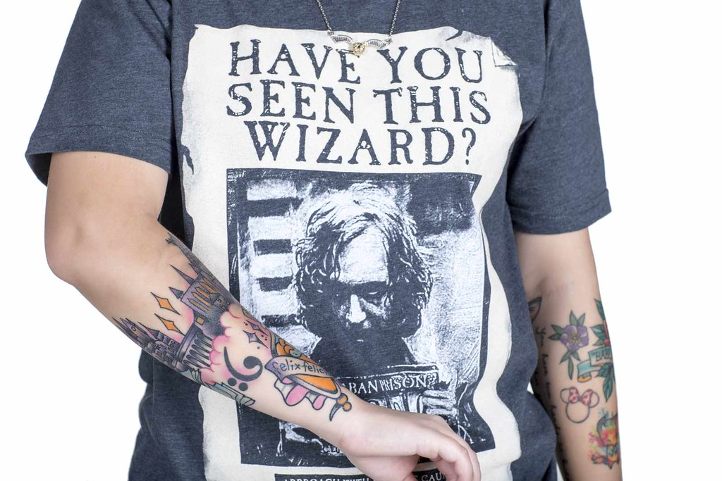The World's newest photos of harrypotter and tattoo - Flickr