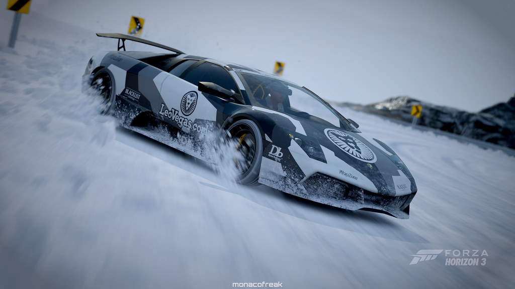 The World S Newest Photos Of Murcielago And Snow Flickr Hive Mind