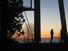 the day is drawing to a close (claude05) Tags: observationtower sunset grandballon kaiserstuhl vosges hünersedel7445m