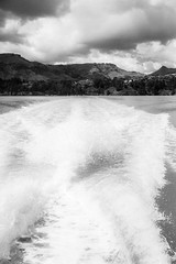 From The Back Of The Boat (Jomak1) Tags: jomak1 january 2017 diamondharbour lyttleton ferry sea sr pray wake foam froth speed