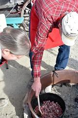 "Baker County Tourism – basecampbaker.com 31166 (Baker County Tourism) Tags: castironchef dutchoven dutchovencooking pioneercooking campfirecooking oregon ""easternoregon"" ""bakercountytourism"" basecampbaker ""basecampbaker"" ""bakercity"" ""oregontrail"" history historic ""pioneers "" culinarytourism foodtourismculturaltourism""americanwest""""hellscanyonscenicbyway""museum""livinghistory""""interpretivecenter""""wagonencampment""oregontrailontheoregontrailtravelusatraveloregon"
