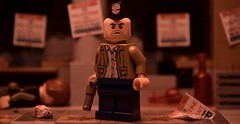 Travis Bickle (matthismcfly) Tags: lego taxidriver taxi driver you talkin me robert de niro martin scorcese brick minifig