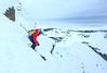 Darcy Neureiter skiing Vail's Lover's Leap in Blue Sky Basin. (reid.neureiter) Tags: skiing vail colorado mountains snow snowskiing alpineskiing sport sports wintersports