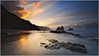Sunset Playa de Benijo (stefan.bauer) Tags: sunset playadebenijo spain tenerife sea colorful nikon d7100 canary canaryislands stones long shutter exposure