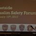 Eastside Muslim Safety Forum