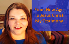 From New Age to Jesus Christ My Testimony (Video) (HopeGirl587) Tags: aliens ancientaliensdebunked astralprojection chriswhite cults demonicattacks demons enoch godinanutshell nephilum newagedeception newworldorder sleepparalysis stevenbarncarz withcraft