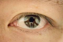 An Eye (Shinichiro Hamazaki) Tags: eye 目 瞳 自画像 セルフポートレート selfportrait