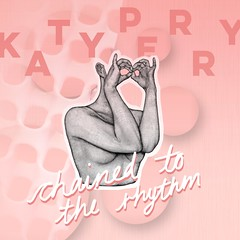 Katy Perry - Chained To The Rhythm (Stan Brooks Designs) Tags: katyperry katy perry chainedtotherhythm chained rhythm singleartwork singlecover cover artwork single pink pastel white graphicdesign graphicdesigner graphic design designer handwritten text handwrittentext handwrittentypography typography