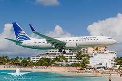 Copa Airlines B737-800_AS5J1858 (RJJPhotography) Tags: sxm tncm princessjulianainternationalairport saintmaarten caribbean