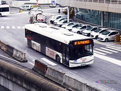 Solaris Urbino 12 - Paris Aérpoprt (Aeropass 94476) (Pi Eye) Tags: bus autobus roissy cdg aéroport adp parisaéroport aeropass transdev airfrance solaris urbino urbino12