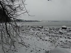 Binz im Winter (Marie van Keule) Tags: deutschland germany meckpomm mecklenburgvorpommern insel rügen binz 2017 januar winter schnee snow ostsee balticsea strand beach kurhaus verschneit