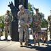 Retirement Ceremony for Military Working Dog ZITA.