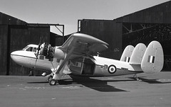 XM287. Royal Air Force Scottish Aviation Twin Pioneer CC.1 (Ayronautica) Tags: xm287 royalairforce scottishaviationtwinpioneercc1 raf military aviation scanned stol ayronautica 541 prestwick egpk pik