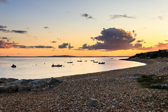 Ringstead Bay (mh218) Tags: dorset portlandbill ringstead alert bay beach coast dark dusk evening jurassic landscape night pebbles promontory rocks scene scenery scenic sea seascape seaside shingle stone sunset twilight view warning water