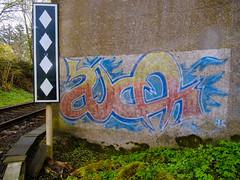 DSCI0011 (Under Color) Tags: eckernförde flensburg graffiti plön rooftop streetart
