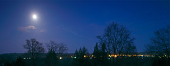 Skyscapes-Moonrise (David Packman) Tags: moon