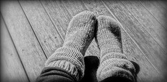 Essential: Two that match [in explore] (flowrwolf) Tags: flickrfriday flickrfridays doubleornothing doubleornothingforflickrfriday sox socks twosocks twomatchingsocks monochrome blackandwhite grey gray greysocks outside outdoors onmydeck wood woodendeck knitted knittedsocks knit texture blacknwhite sonyps inexplore ihatethiscamera 32essentialfor117in2017 117in2017 essential flowrwolf