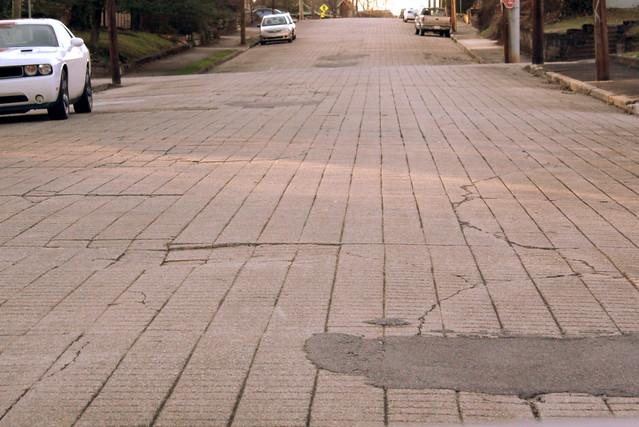 Singing Granitoid Pavement