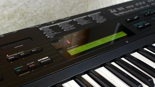Yamaha DX7II-D