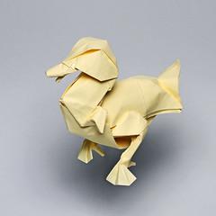 Duckling Nyanko Sensei Tags Seth Friedman Origami Bird
