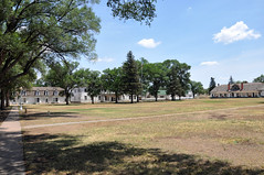 Fort Stanton, New Mexico - Parade Grounds (Stu_Jo) Tags: fortstanton newmexico nm fort stanton new mexico nrhp nationalregisterofhistoricplaces lincolncounty indianwars historicdistrict militaryhistory wwii detentioncenter nationalconservationarea