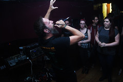 Deified  | The Pilgrim (Joe Speak) Tags: show metal liverpool band pilgrim fme deified inhabit internalconflict jspeakphotography jspeakphoto facemeltingentertainment