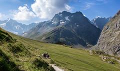 Montagne Des Alpes (simonmathon) Tags: france alps nature montagne alpes canon french landscape photography europe paca glacier explore paysage parc col source montain oisans ecrins lautaret randonné 550d romanche