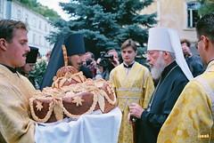 007. Consecration of the Dormition Cathedral. September 8, 2000 / Освящение Успенского собора. 8 сентября 2000 г