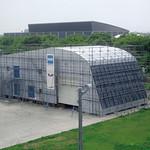 複合施設の写真