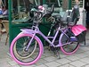 pink-purple-WorkCycles-Fr8 (@WorkCycles) Tags: pink amsterdam bike bicycle kids cafe kinderen mama lilac papa roze fr8 transportfiets clarijs workcycles mamafiets papafiets
