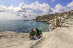 Last sunbath in Turkey (Nejdet Duzen) Tags: trip travel vacation people sun holiday beach turkey seaside türkiye coastline cesme güneş tatil insanlar turkei seyahat plaj alaçatı çeşme alacati