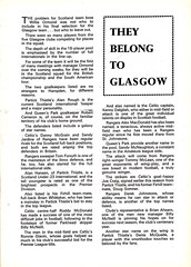 The Glasgow FA Select vs The Football League - 1977 - Page 13 (The Sky Strikers) Tags: park alan clyde football bright glasgow thistle queens column celtic willie hansen tough rangers partick prospect league fa select selections the ormond blether