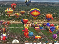 Albuquerque International Balloon Fiesta 2015 (Forsaken Fotos) Tags: fiesta balloon albuquerque international albuquerqueinternationalballoonfiesta