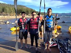 Mak_20151031_Juniors Sierra Trip (11) (Gracepoint Davis Church) Tags: fall beach halloween october kayak oct tahoe laketahoe kayaking sierras outing kingsbeach 2015 co2017