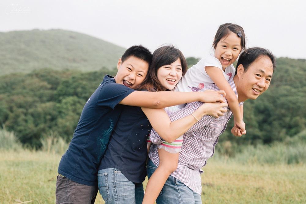 台北親子攝影師Family photos