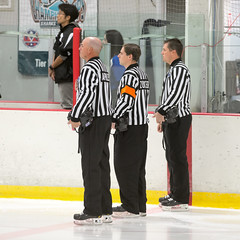 Game officials (mark6mauno) Tags: ice hockey matt referee nikon steve brandon western states lakewood nikkor league zucker the d4 barnette appley linesman rinks wshl nikond4 westernstateshockeyleague therinks 201516 brandonbarnette 300mmf28gvrii lakewoodice steveappley therinkslakewoodice ar1x1 mattzucker