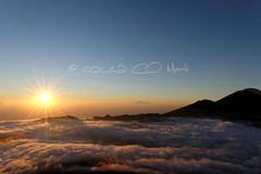 Lever de soleil sur le mont Batur (Claude-Olivier Marti) Tags: bali sun clouds sunrise indonesia volcano soleil asia asie nuage batur leverdesoleil volcan indonsie mountbatur montbatur