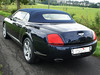 Bentley Continental GTC Verdeck