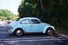 Sky Blue VW Beetle; Manhasset, New York (hogophotoNY) Tags: blue usa ny vw us vwbug skyblue manhasset manhassetny