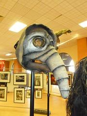 Dark Arts (rubber rat productions) Tags: england mask yorkshire whitby northyorkshire darkarts bramstokerinternationalfilmfestival