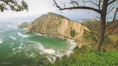 Fuerza (Noemi Ce Re) Tags: sea mas asturias playadelsilencio